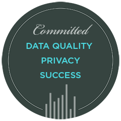 Committed to Data Quality Privacy Success
